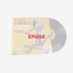 Kurt Cobain - Montage Of Heck: The Home Recordings - Double Vinyle Deluxe