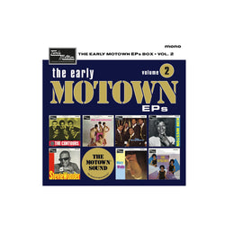 Various Artists - The Early Motown EP's Volume 2 - Coffret 7 45T