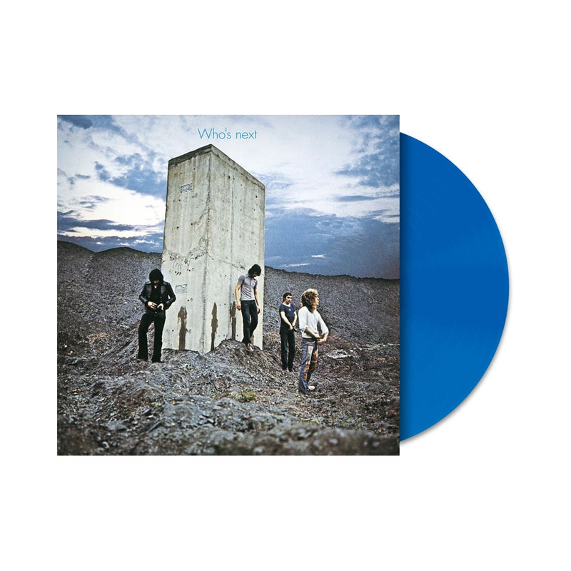 The Who - Who's Next - Vinyle Bleu