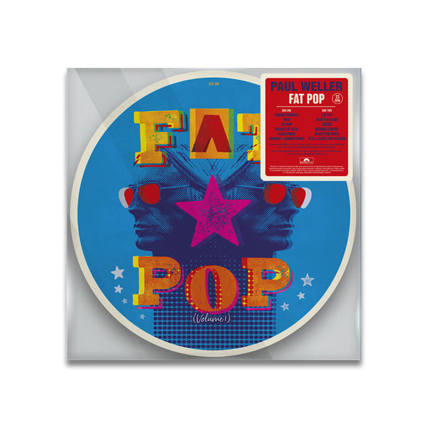 Paul Weller - Fat Pop - Vinyle Picture