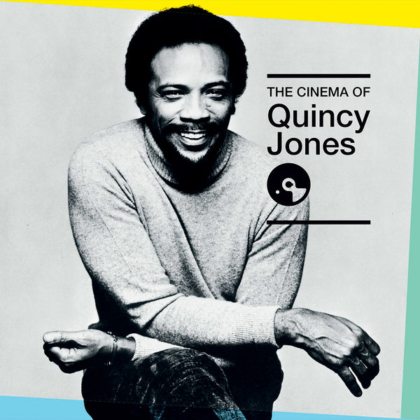 Quincy Jones - The Cinema of Quincy - Vinyle