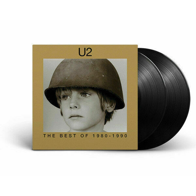 U2 - The Best Of 1980-1990 - Double Vinyle Gatefold