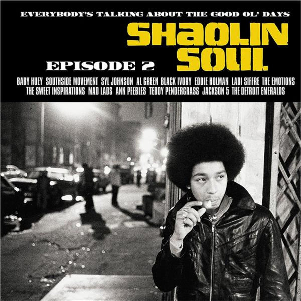 Shaolin Soul Episode 2 - Double Vinyle + CD