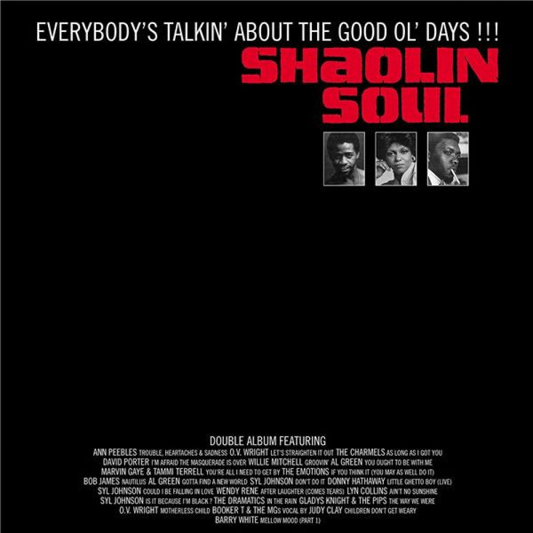 Shaolin Soul Episode 1 - Double Vinyle + CD