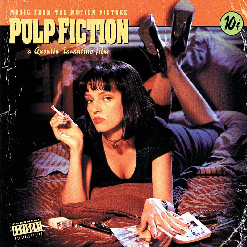 Soundtrack - Pulp Fiction - Vinyle