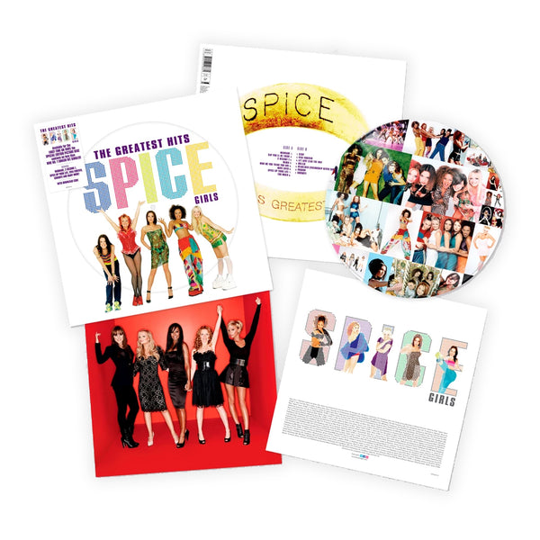 Spice Girls - Greatest Hits -  Picture Vinyle