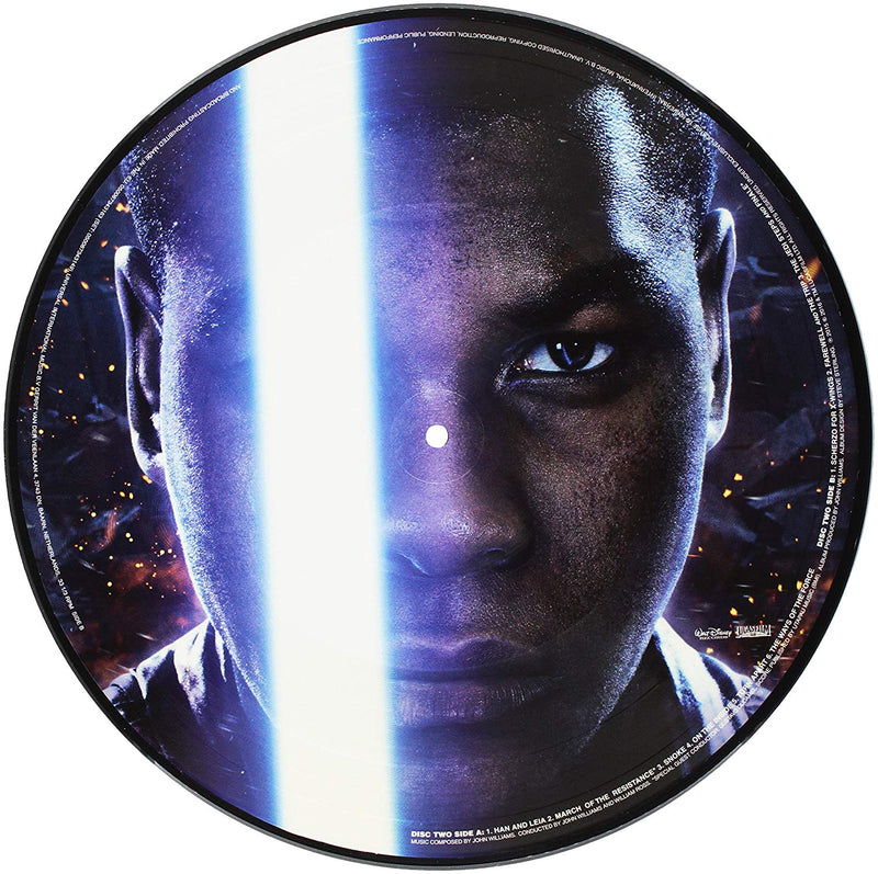 Star Wars: The Force Awakens - Bande originale - Double Picture Vinyle