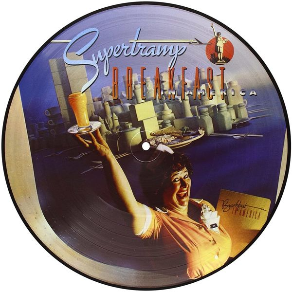 Supertramp - Breakfast In America - Vinyle Picture