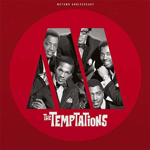The Temptations - Motown Anniversary - Vinyle Rouge