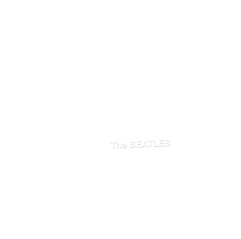 The Beatles - The Beatles (The White Album) - Double Vinyle