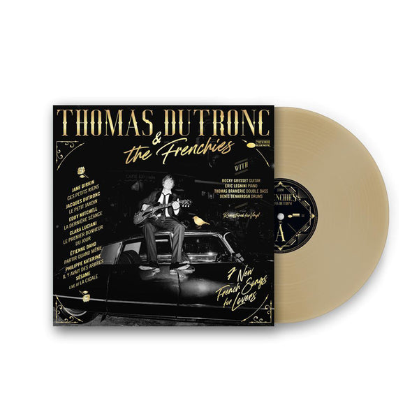 Thomas Dutronc & The Frenchies - Vinyle Couleur