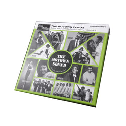 Various Artists - The Motown 7's Vinyle Box Volume 3 - Coffret 7 45T