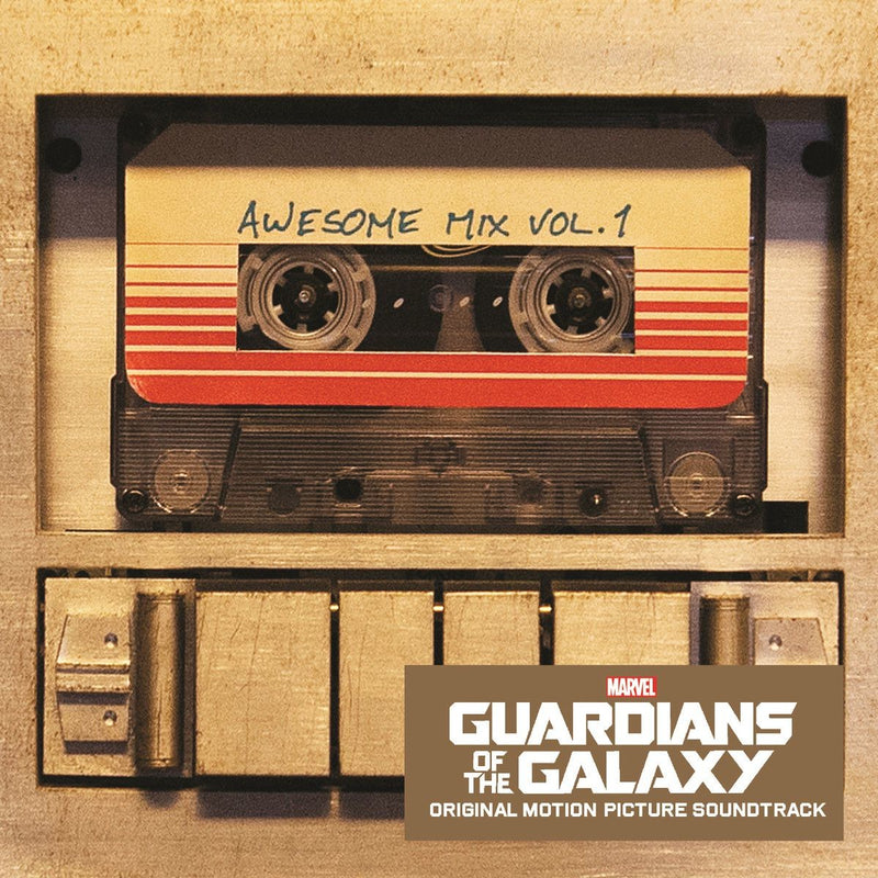 Guardians of the Galaxy : Awesome mix, Volume 1 - Vinyle