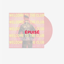 Etienne Daho - Welcome to the club - Maxi 45T rouge