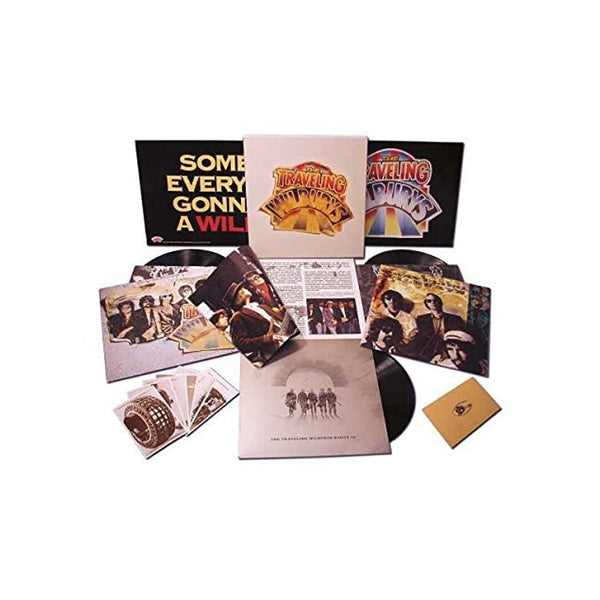 The Traveling Wilburys - The Traveling Wilburys Collection - Coffret 3 Vinyles