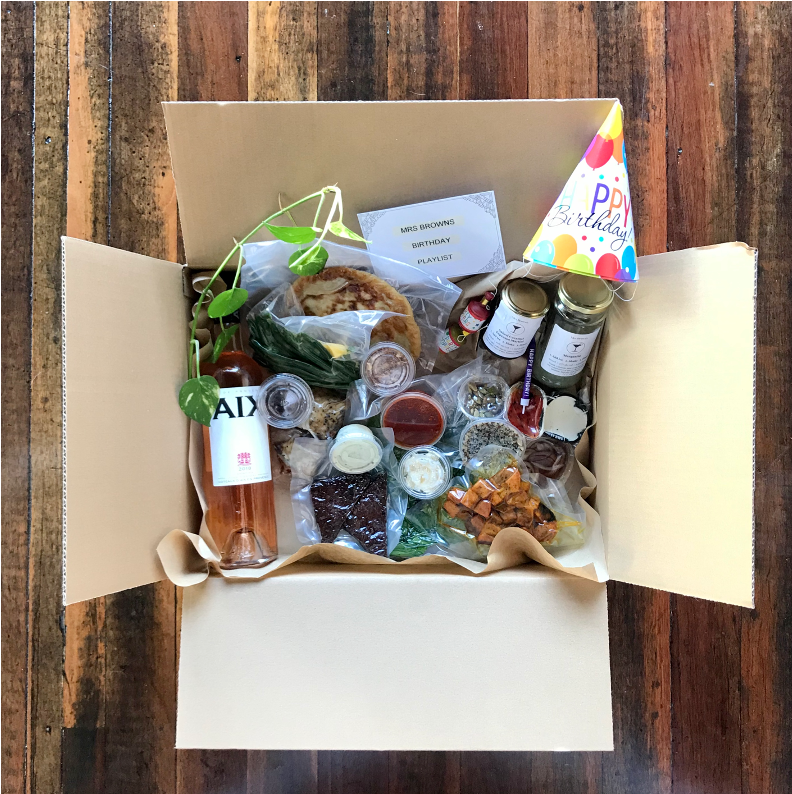 Birthday Celebration Box