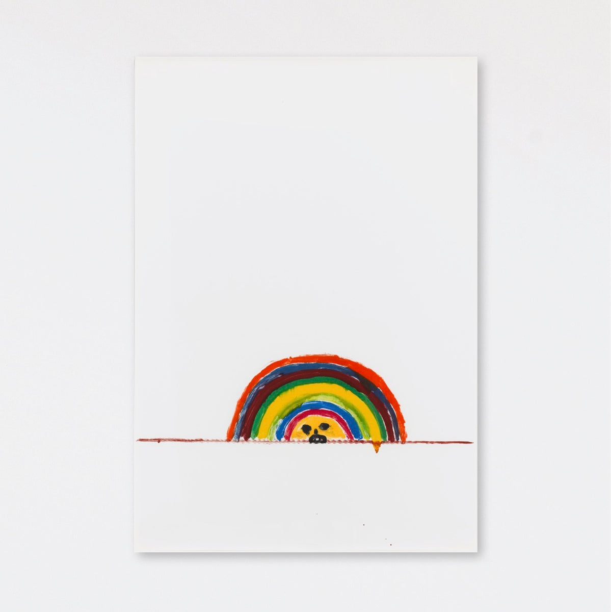 Untitled (Rainbow) (2007)