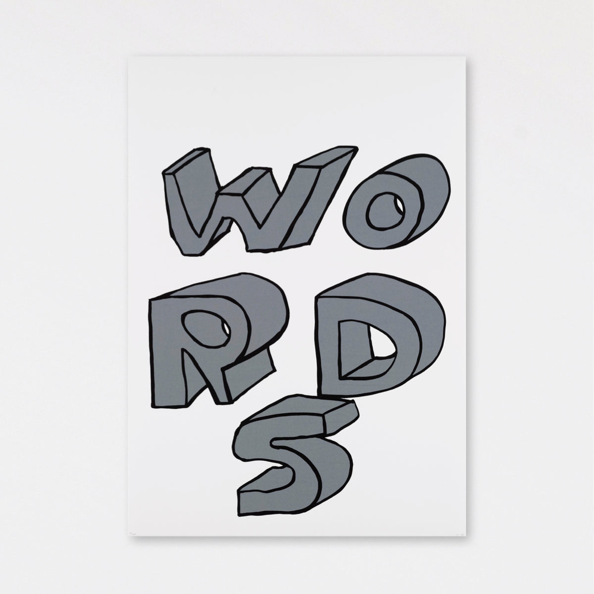 Untitled (Words) (2008)