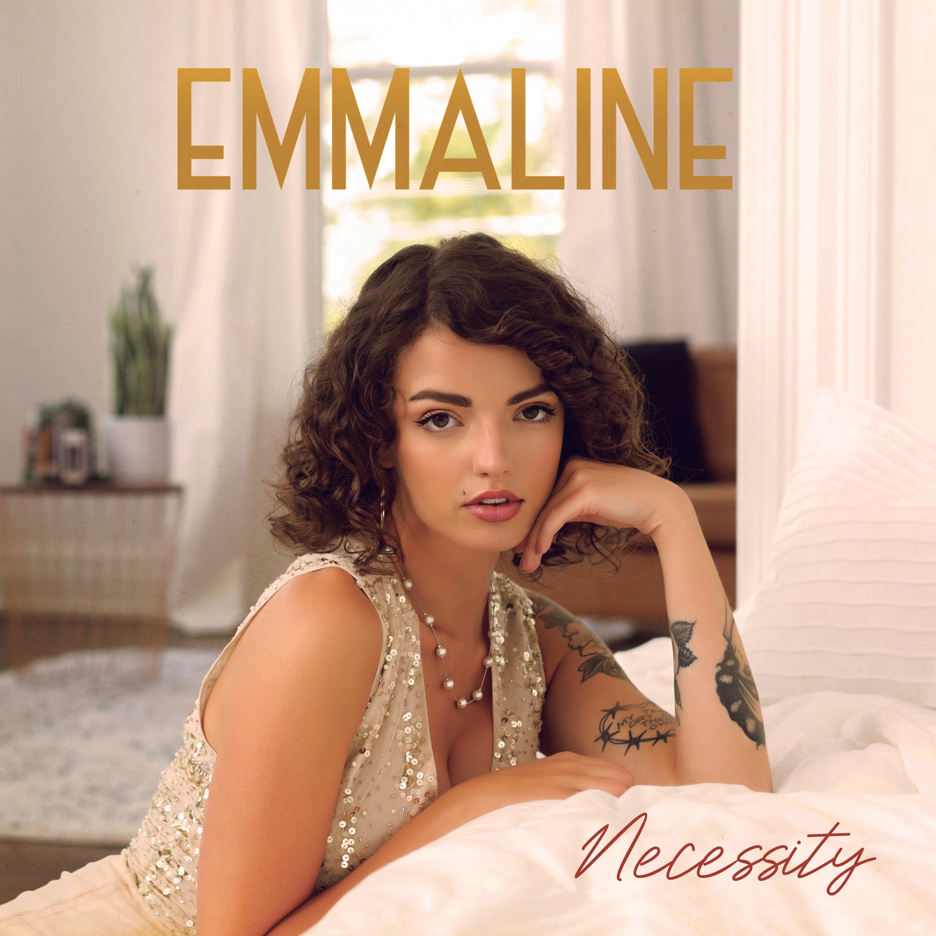 NECESSITY CD *EXCLUSIVELY SIGNED BY EMMALINE*