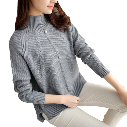 Women Knitwear Long Sleeve