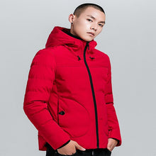 Load image into Gallery viewer, Male Coats Streetwear