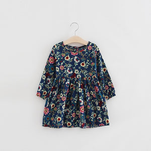Girls cotton children's wear