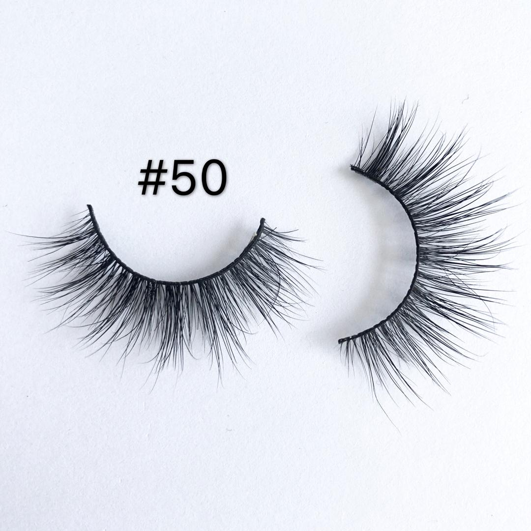 Stash Lashes #50
