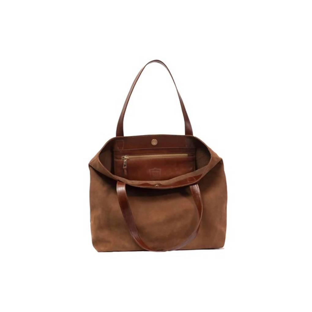 Signet Bag - Tobacco - Aztro Marketplace