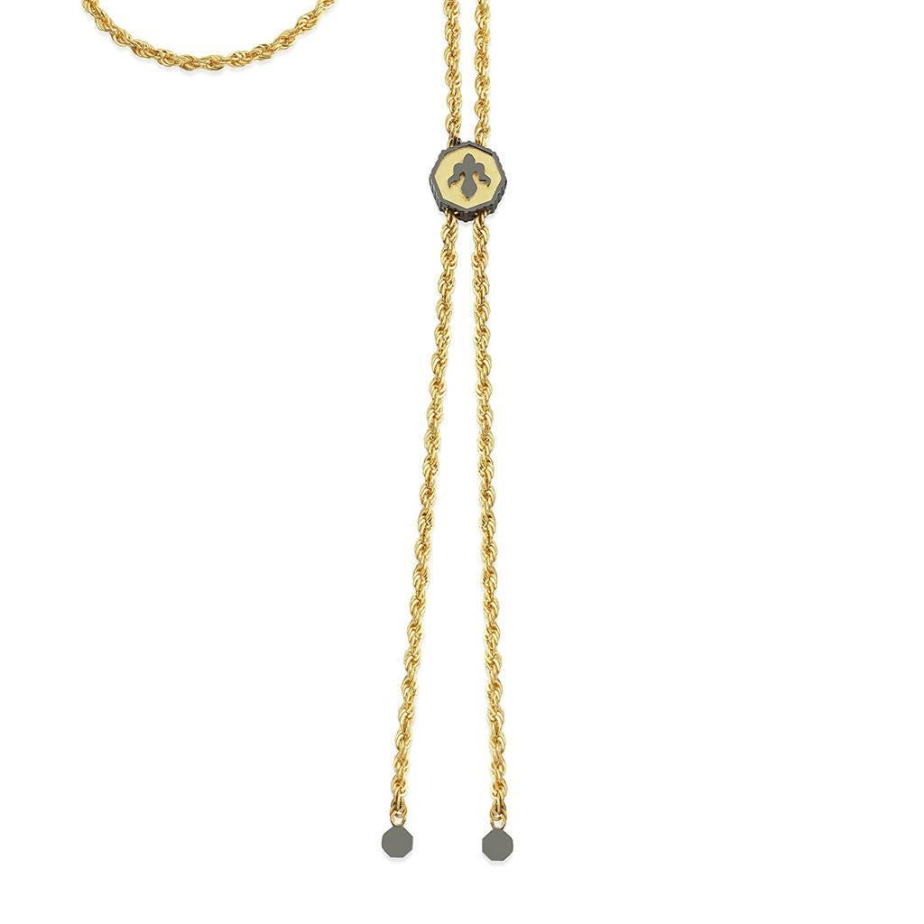 Alka Necklace Gold - Aztro Marketplace
