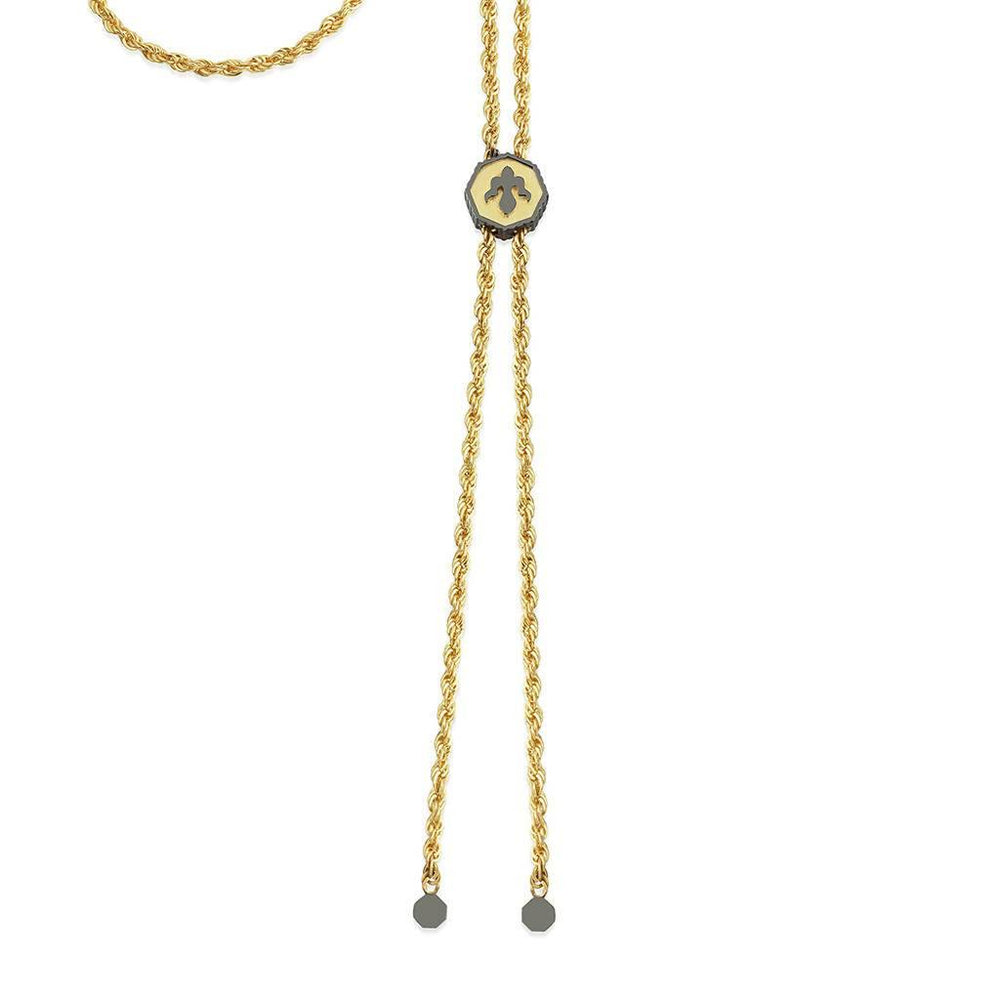 Alka Necklace Gold