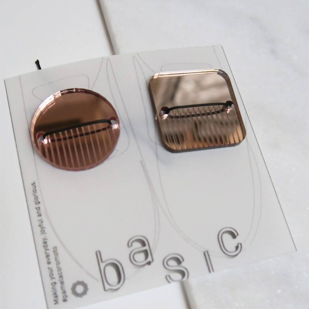Basic - Shoe Pins (pair) - Aztro Marketplace