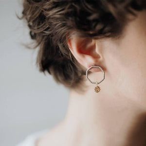 Adel Twist Earrings