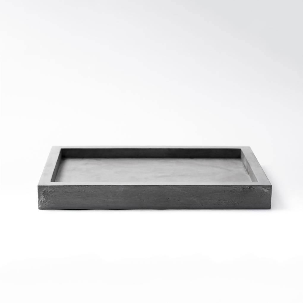 Concrete Valet Tray - Aztro Marketplace