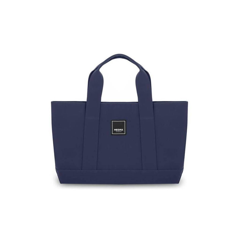 Cora Shoulder Bag - Sanded Navy Blue
