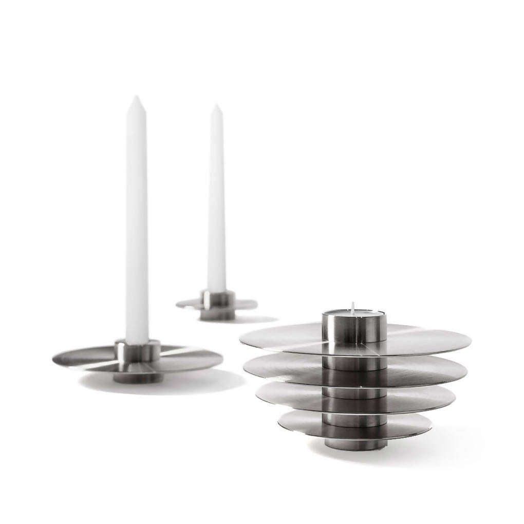 ORB Set of 7 Candle Holders CS2