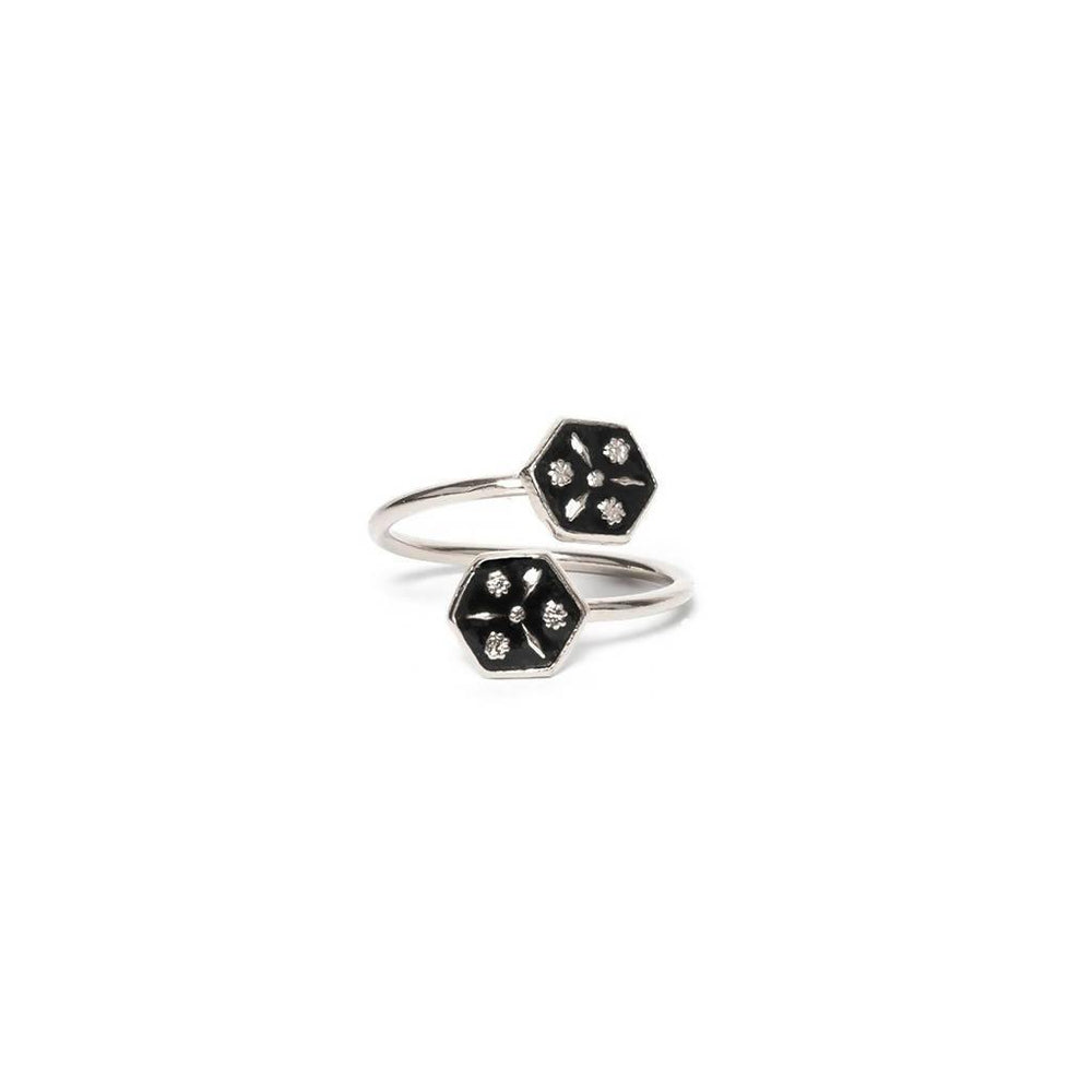 Eden Ring Duo Silver - Aztro Marketplace