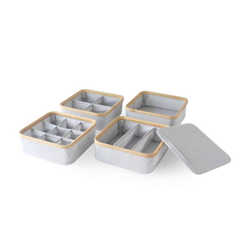 Kim-Storage Box With Lid