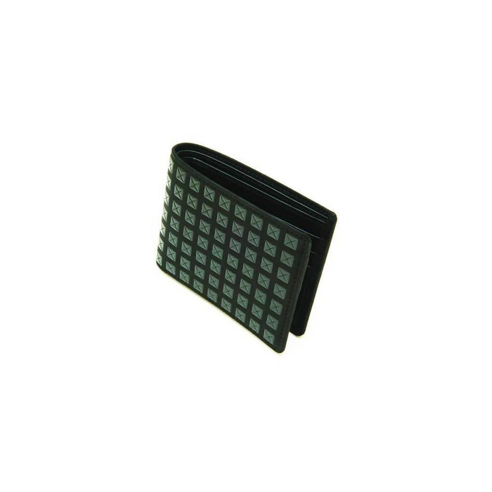 Studs Men's Folded Wallet