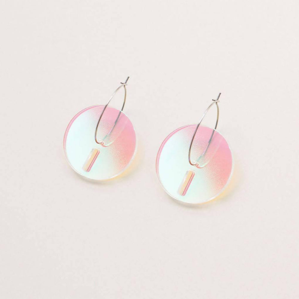 Circle Earrings - Small - Aztro Marketplace