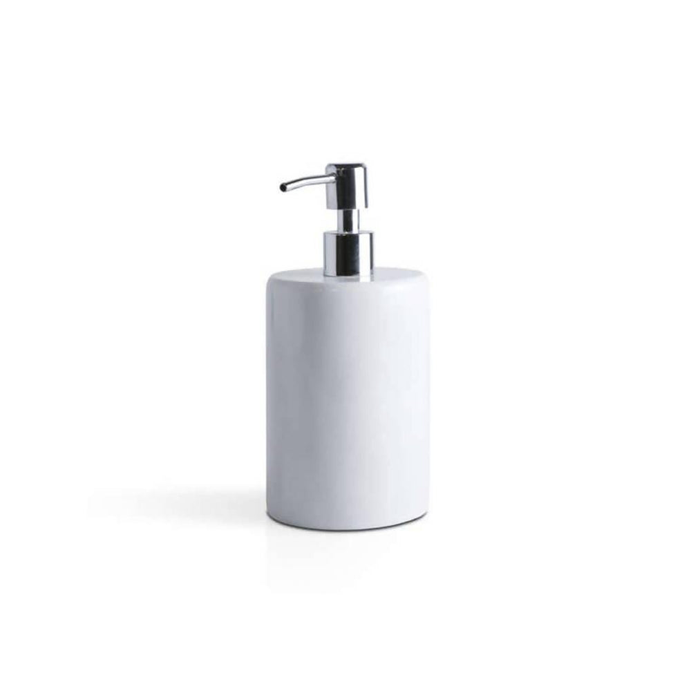 Rounded Marble Soap Dispenser