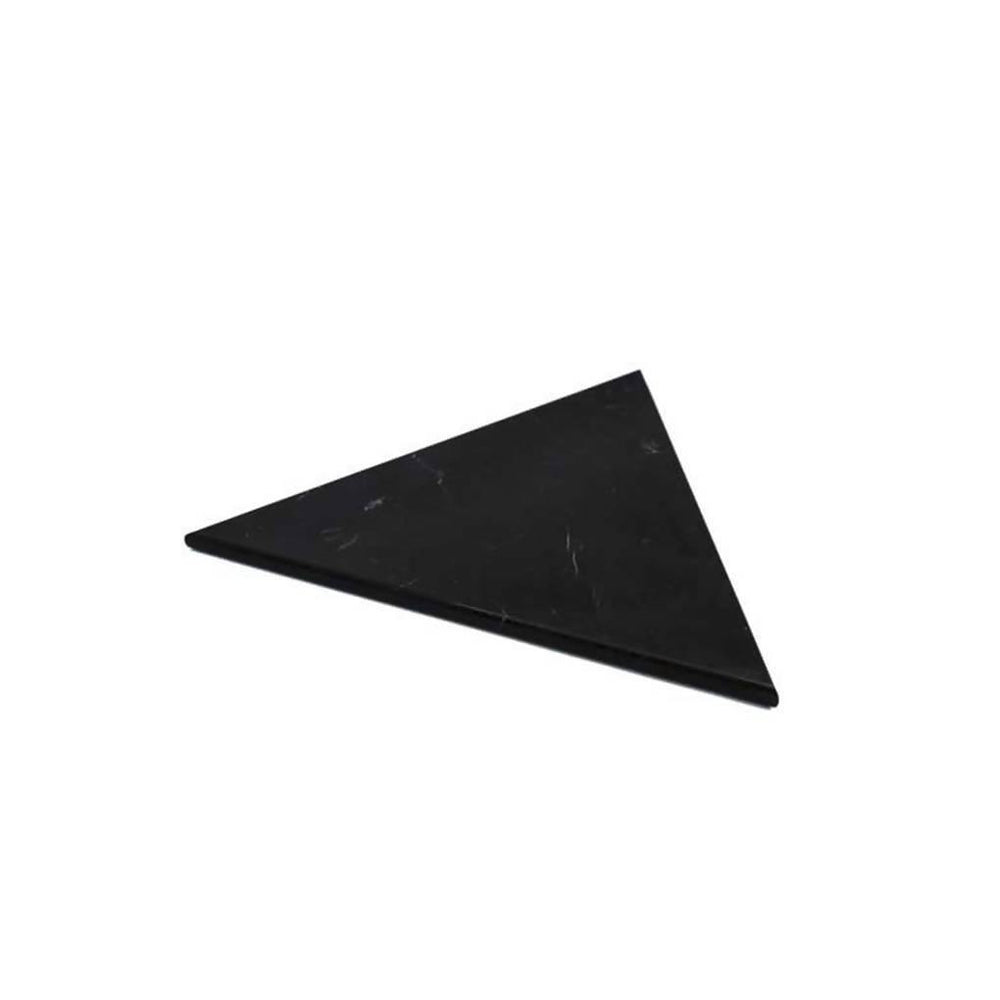 Triangular Marble Serving Plate - Aztro Marketplace