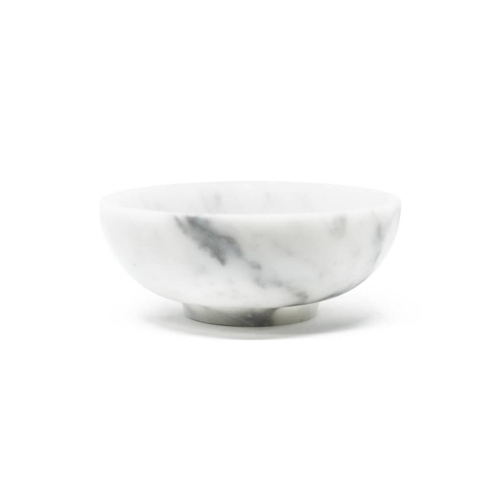 Rice Bowl in Marble