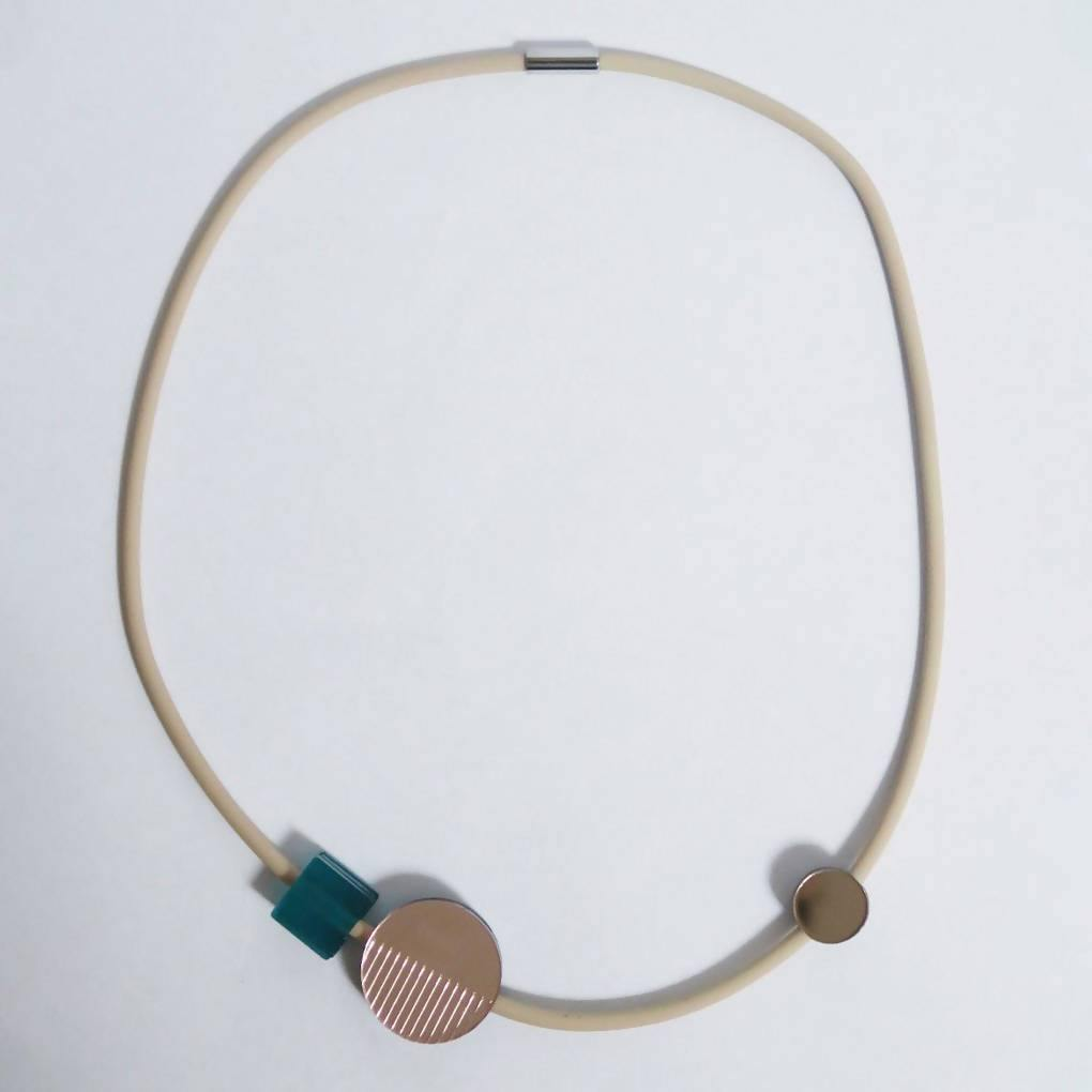 Primario Necklace - Short/ Closed - Aztro Marketplace