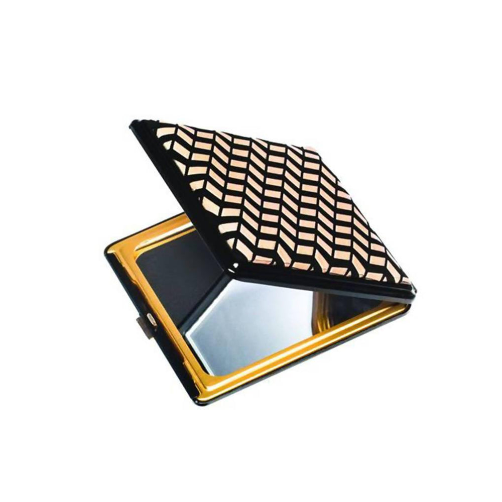 Chevrom-S Mirror Chevron Small