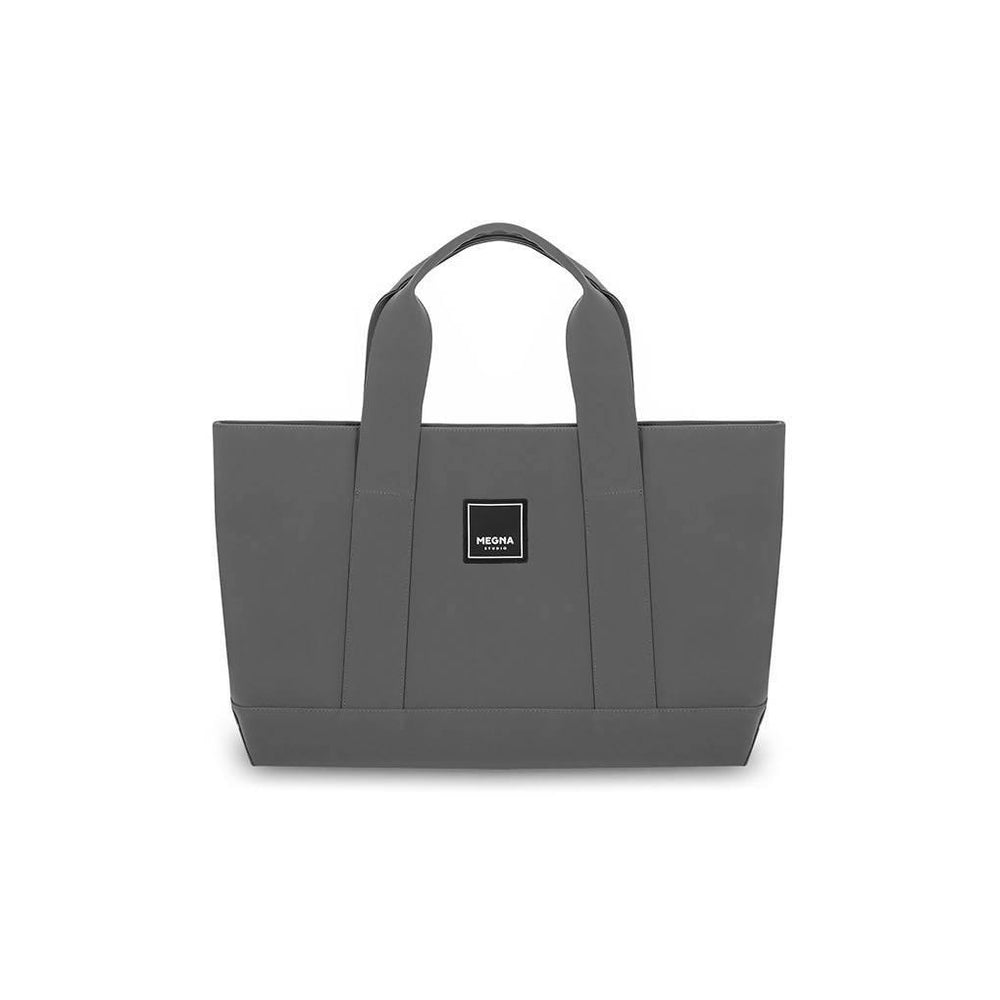 Cora Shoulder Bag - Matte Grey