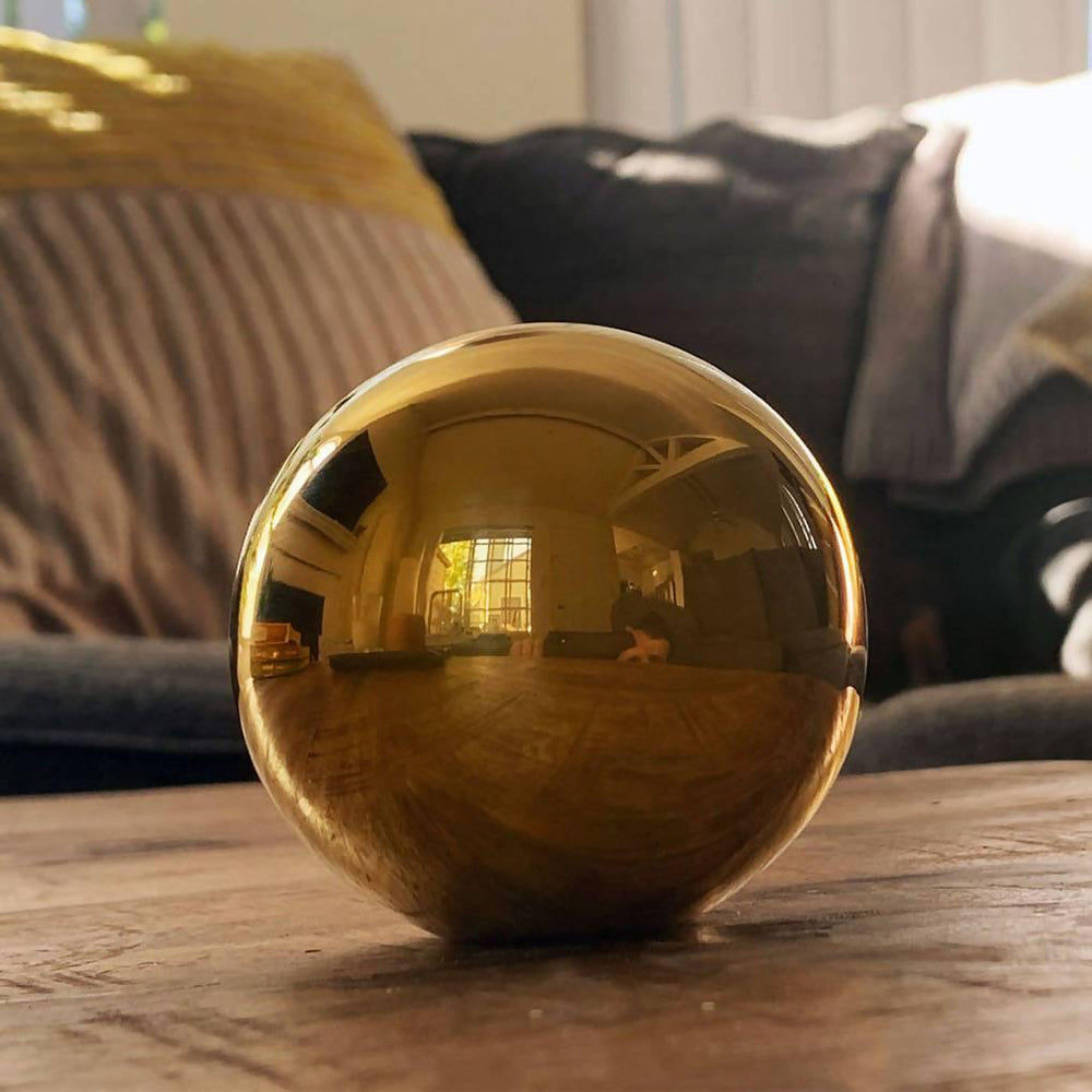 Convex Bottle Opener - Gold