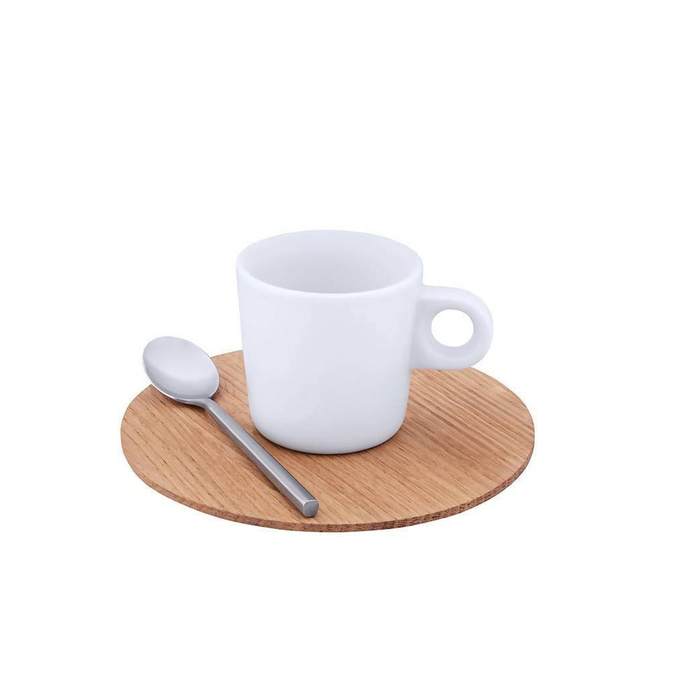 Circle Porcelain - Espresso set