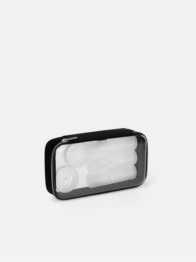Avant Large Dopp Kit with Transparent Window