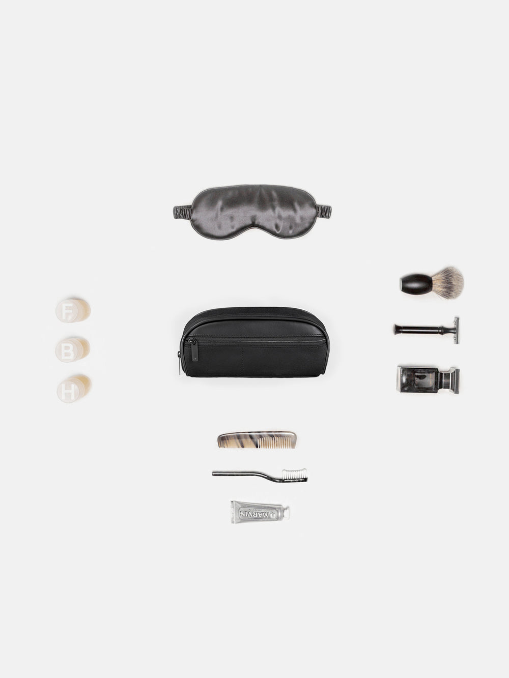 legacy dopp kit with accessories