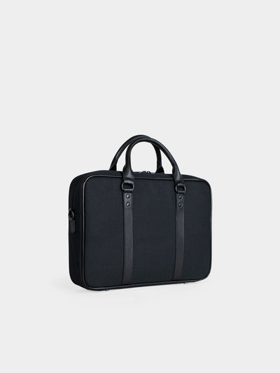 Vocier F25 Black Business Briefcase
